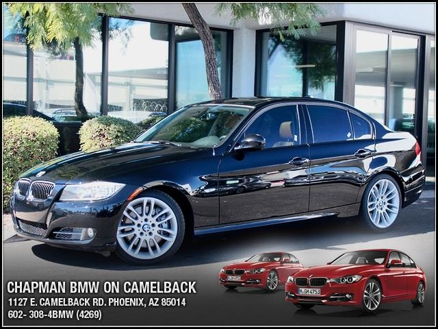 2011 BMW 3-Series Sdn 335d PremSport Pkg 49207 miles 6023852286Chapman BMW on Camelbacks Hap