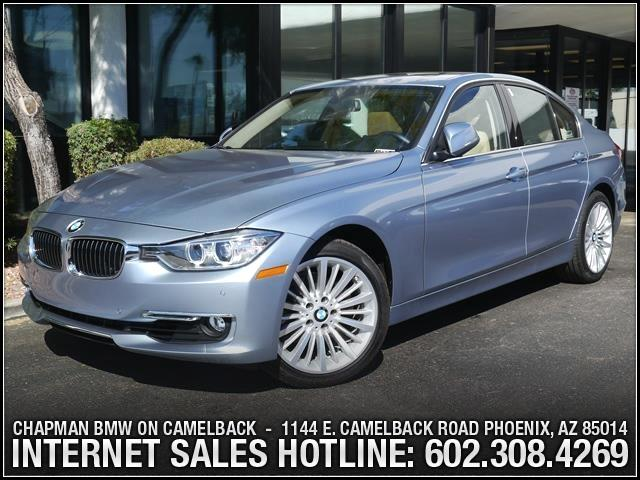 2013 BMW 3-Series Sdn 328i PremTech Pkg 12264 miles 6023852286Chapman BMW on Camelbacks Happ