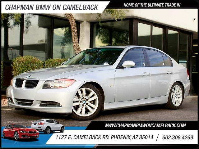 2008 BMW 3-Series Sdn 328i 89513 miles 1127 E Camelback BUY WITH CONFIDENCE Chapman BMW i