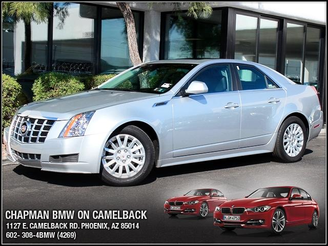 2013 Cadillac CTS Luxury 17540 miles 1127 E Camelback BUY WITH CONFIDENCE Chapman BMW is