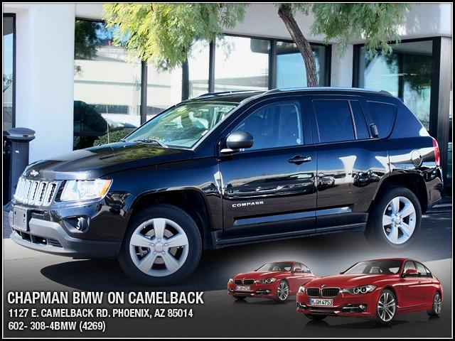 2012 Jeep Compass Sport 4WD 35417 miles BUY WITH CONFIDENCE Chapman BMW is located at 12th a