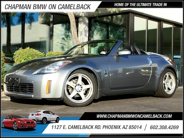 2004 Nissan 350Z Roadster 28861 miles 1127 E Camelback BUY WITH CONFIDENCE Chapman BMW is