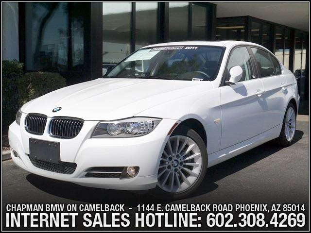 2011 BMW 3-Series Sdn 335i Prem Pkg 31313 miles 6023852286Chapman BMW on Camelbacks Happier N