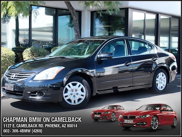 2012 Nissan Altima CVT 25 28105 miles 1127 E Camelback BUY WITH CONFIDENCE Chapman BMW i