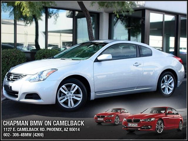 2012 Nissan Altima 25 S 25033 miles 1127 E Camelback BUY WITH CONFIDENCE Chapman BMW is