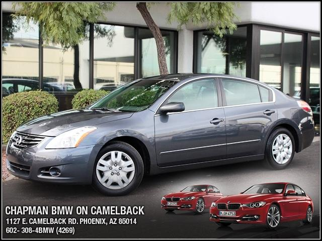 2012 Nissan Altima CVT 25 40233 miles 1127 E Camelback BUY WITH CONFIDENCE Chapman BMW i