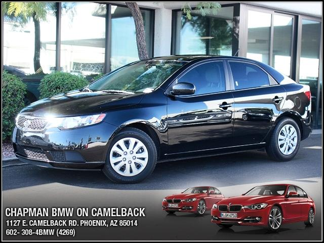 2012 Kia Forte LX 11151 miles BUY WITH CONFIDENCE Chapman BMW is located at 12th and Camelba