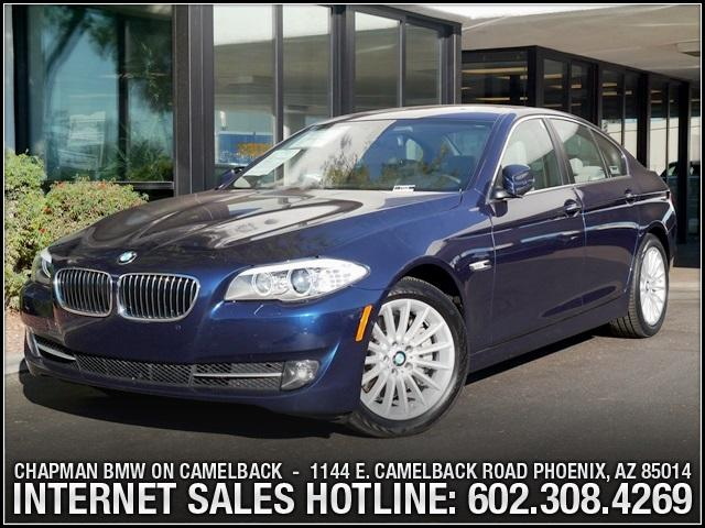 2013 BMW 5-Series 535I PremTech Pkg NAV 11375 miles 6023852286Chapman BMW on Camelbacks Happ