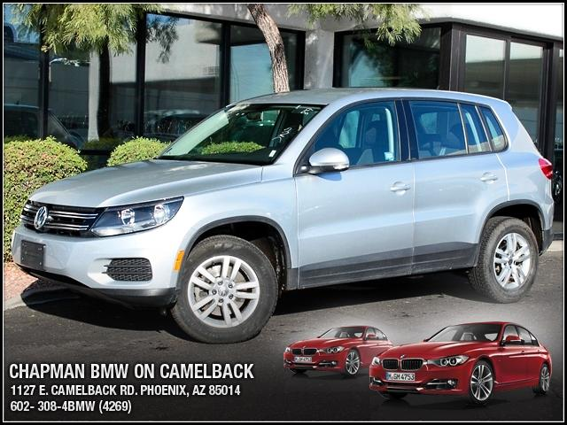 2013 Volkswagen Tiguan 24019 miles 1127 E Camelback BUY WITH CONFIDENCE Chapman BMW is lo