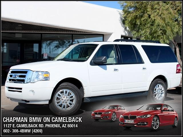 2013 Ford Expedition EL 30584 miles 1127 E Camelback BUY WITH CONFIDENCE Chapman BMW is l