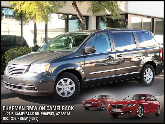 2012 Chrysler Town and Country Touring 38522 miles 1127 E Camelback BUY WITH CONFIDENCE C