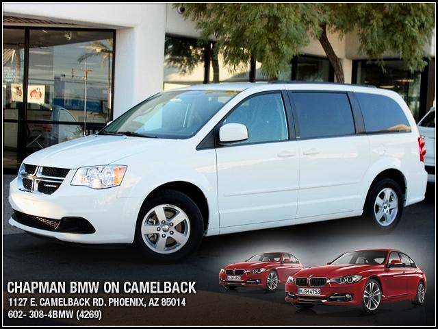2013 Dodge Grand Caravan SXT 27078 miles 1127 E Camelback BUY WITH CONFIDENCE Chapman BMW