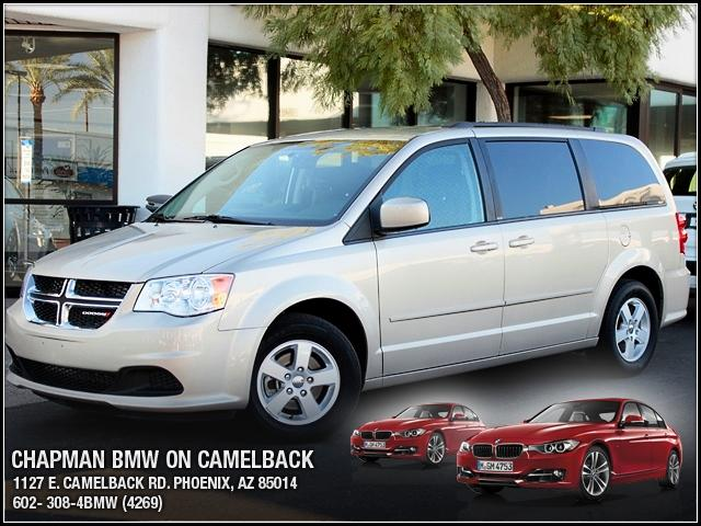 2013 Dodge Grand Caravan SXT 31974 miles 1127 E Camelback BUY WITH CONFIDENCE Chapman BMW