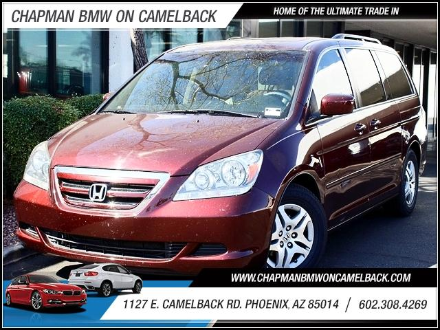 2007 Honda Odyssey EX-L 87979 miles 1127 E Camelback BUY WITH CONFIDENCE Chapman BMW is l
