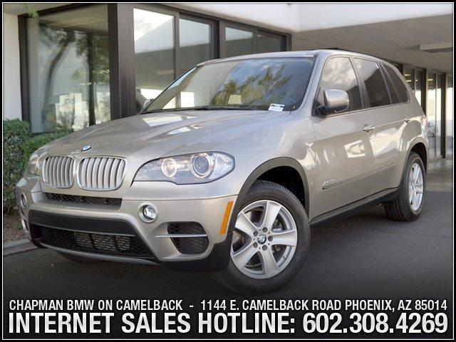 2011 BMW X5 35d AWD Prem Pkg 45196 miles 6023852286Chapman BMW on Camelbacks Happier New Year