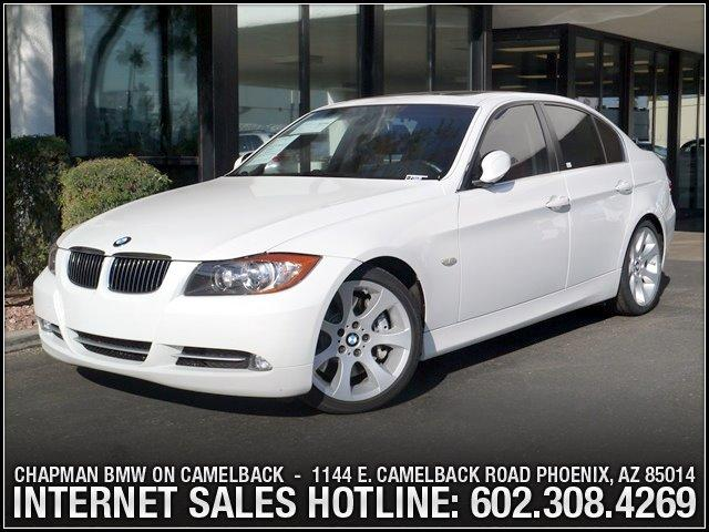 2008 BMW 3-Series Sdn 335i PremSpt Pkg 68587 miles 6023852286Chapman BMW on Camelbacks Happi