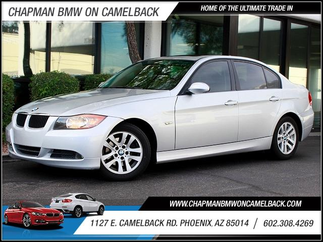 2006 BMW 3-Series Sdn 325i 85229 miles 1127 E Camelback BUY WITH CONFIDENCE Chapman BMW i