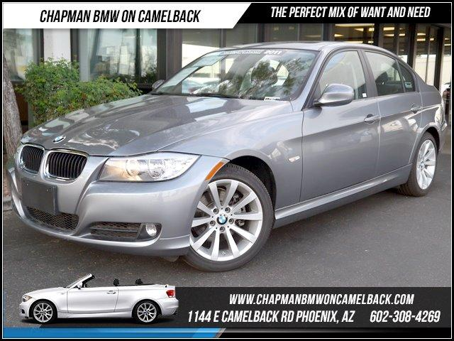2011 BMW 3-Series Sdn 328i 35305 miles 6023852286Chapman BMW on Camelbacks Happier New Year E