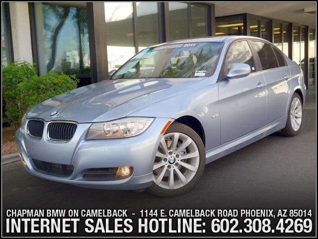 2011 BMW 3-Series Sdn 328i Prem Pkg 42716 miles 6023852286Chapman BMW on Camelbacks Happier N