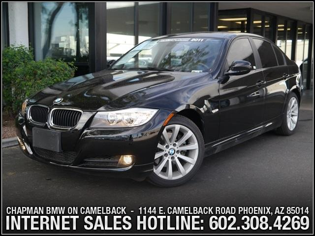 2011 BMW 3-Series Sdn 328i 34566 miles 6023852286Chapman BMW on Camelbacks Happier New Year E