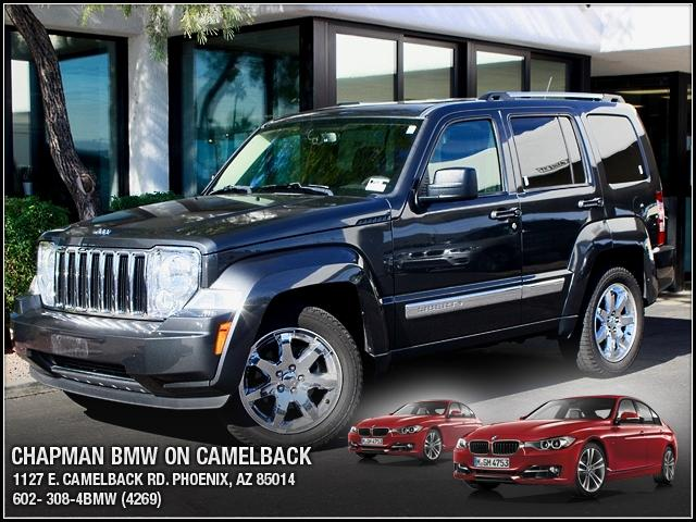 2010 Jeep Liberty Limited 43697 miles 1127 E Camelback BUY WITH CONFIDENCE Chapman BMW is