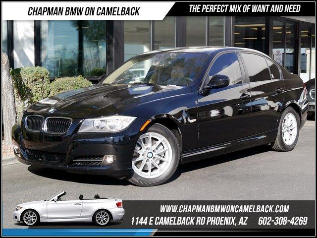 2010 BMW 3-Series Sdn 328i 41450 miles 1127 E Camelback BUY WITH CONFIDENCE Chapman BMW i