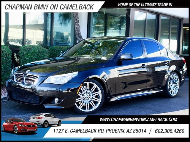 2010 BMW 5-Series 550i M Sport Pkg 95058 miles 6023852286Chapman BMW on Camelbacks Happier Ne
