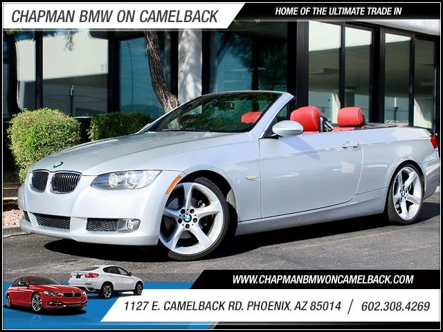 2008 BMW 3-Series Conv 328i 52438 miles 1127 E Camelback BUY WITH CONFIDENCE Chapman BMW