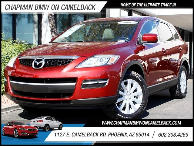 2007 Mazda CX-9 104072 miles 1127 E Camelback BUY WITH CONFIDENCE Chapman BMW is located