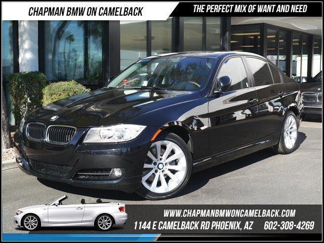 2011 BMW 3-Series Sdn 328i Prem Pkg 29044 miles 6023852286Chapman BMW on Camelbacks Happier N