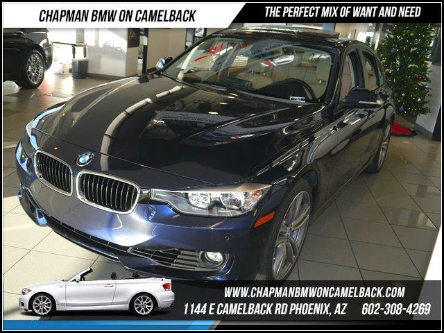 2013 BMW 3-Series Sdn 328i PremTech Pkg 10541 miles 6023852286Chapman BMW on Camelbacks Happ