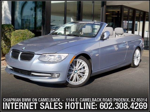 2011 BMW 3-Series Conv 335i PremSport Pkg 18176 miles 6023852286Chapman BMW on Camelbacks Ha