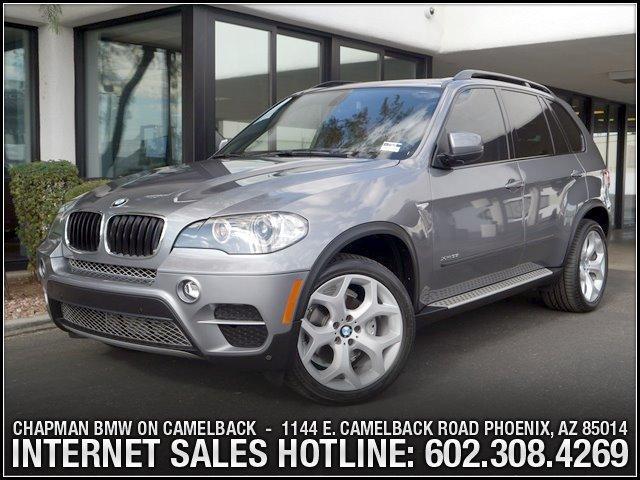 2011 BMW X5 35i AWD TechSport Pkg NAV 43286 miles 6023852286Chapman BMW on Camelbacks Happie