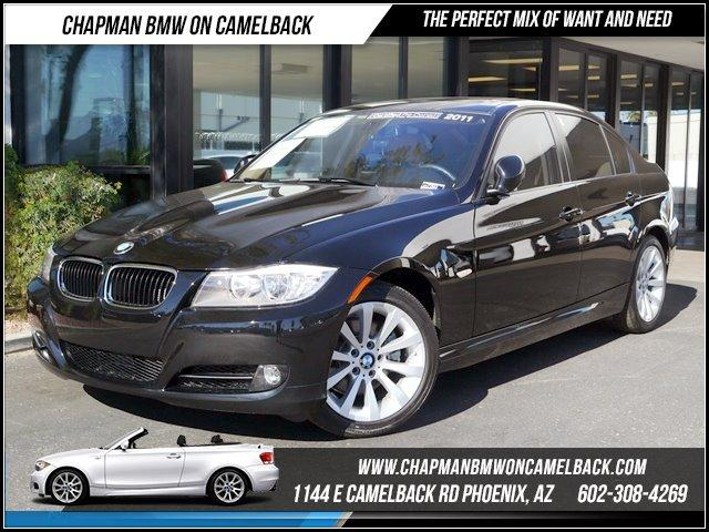 2011 BMW 3-Series Sdn 328i Prem Pkg 42228 miles 6023852286Chapman BMW on Camelbacks Happier N