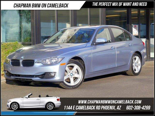 2013 BMW 3-Series Sdn 328i PremTech Pkg 9530 miles Premium Package Technology Package Hi-fi sou
