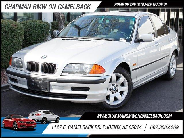 2001 BMW 3-Series 325i 4dr Sdn 96050 miles 1127 E Camelback BUY WITH CONFIDENCE Chapman B