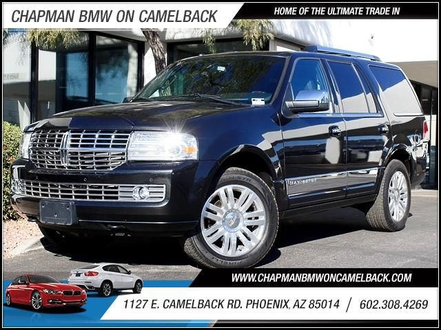 2012 Lincoln Navigator 19421 miles 1127 E Camelback BUY WITH CONFIDENCE Chapman BMW is lo