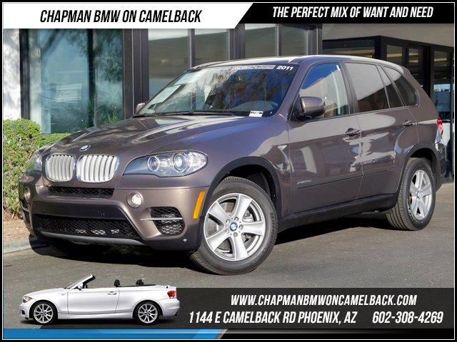 2011 BMW X5 35d AWD PremTech Pkg NAV 36098 miles 6023852286Chapman BMW on Camelbacks Happier