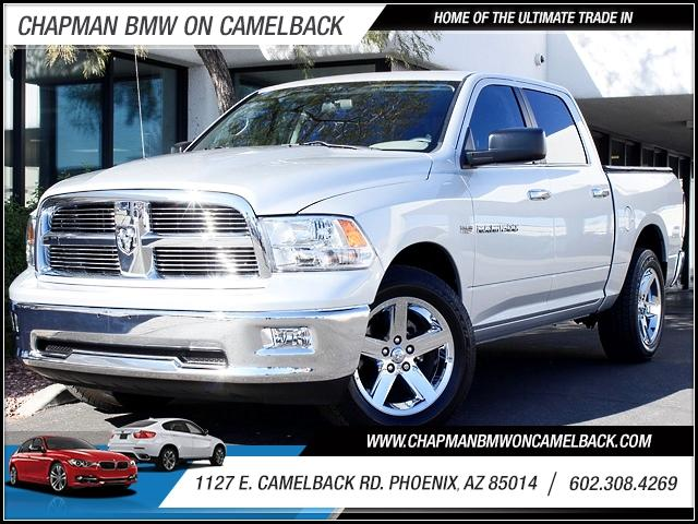 2012 Ram 1500 Crew Cab 15430 miles 1127 E Camelback BUY WITH CONFIDENCE Chapman BMW is lo