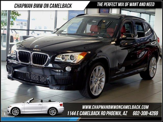 2013 BMW X1 35i AWD Prem Pkg 8957 miles 1144 E Camelback Rd CERTIFIED BMW SALE Chapman BMW on