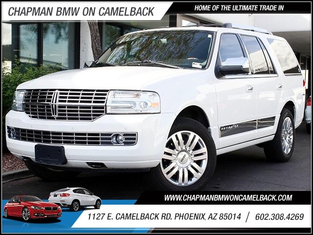 2011 Lincoln Navigator NAV 46282 miles 1127 E Camelback BUY WITH CONFIDENCE Chapman BMW i