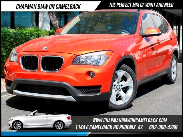 2013 BMW X1 sDrive28i 23017 miles 1144 E CAMELBACK RD Over 150 Certified Pre Owned BMWS in stoc