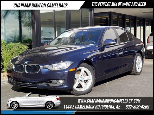 2013 BMW 3-Series Sdn 328i Prem Pkg 12593 miles 1144 E Camelback BMW Executive Demo saleChapma