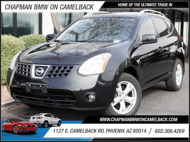2008 Nissan Rogue 82450 miles 1127 E Camelback BUY WITH CONFIDENCE Chapman BMW is located