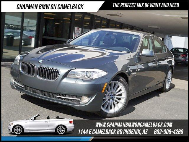 2011 BMW 5-Series 535i xDrive 34251 miles 1144 E CAMELBACK RD March CPO Sales Event All 2011