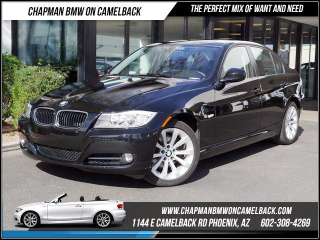 2011 BMW 3-Series Sdn 328i 30896 miles 1144 E Camelback Rd CERTIFIED BMW SALE Chapman BMW on C