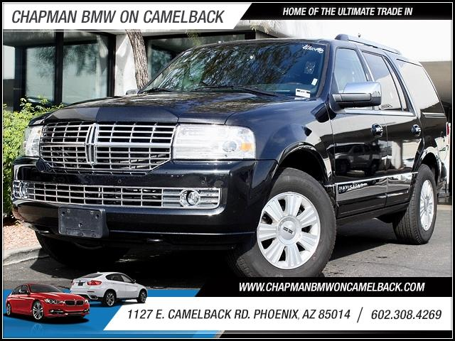 2013 Lincoln Navigator 32555 miles 1127 E Camelback BUY WITH CONFIDENCE Chapman BMW is lo