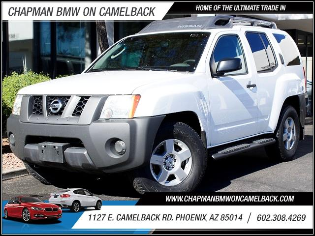 2008 Nissan Xterra 95130 miles 1127 E Camelback BUY WITH CONFIDENCE Chapman BMW is locate