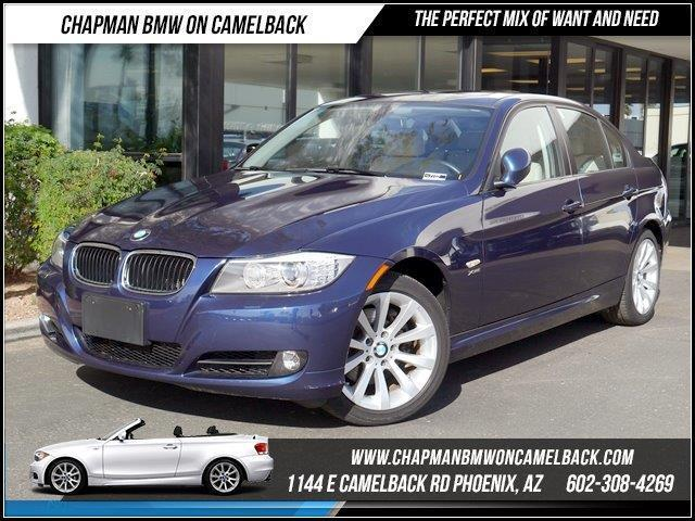 2011 BMW 3-Series Sdn 328i Prem Pkg 27093 miles 1144 E CAMELBACK RD March CPO Sales Event All