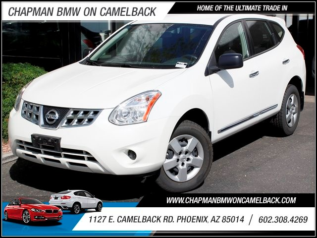 2011 Nissan Rogue AWD 35109 miles 1127 E Camelback BUY WITH CONFIDENCE Chapman BMW is loc